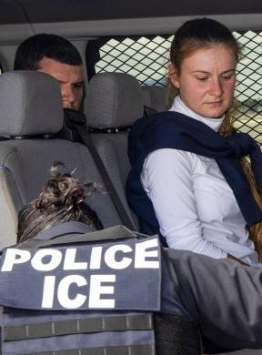 ICE removes foreign agent Mariia Butina following conspiracy conviction