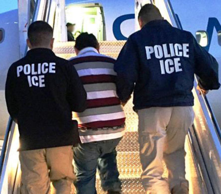 ICE El Paso deports convicted sex offender on ICE's Top 10 most wanted list