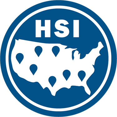 HSI Domestic Offices Map
