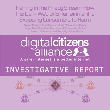 Fishing in the Piracy Stream Report
