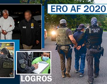 ERO AF 2020 Logros
