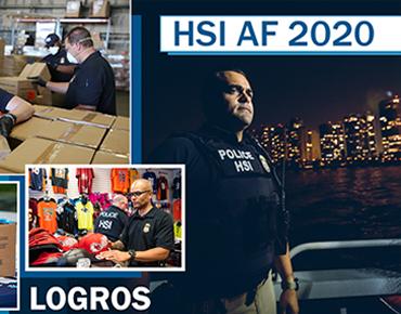 HSI AF 2020 Logros