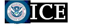U.S. Department of Homeland Security Seal - ICE