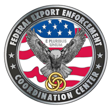 Immigration and Customs Enforcement Logo