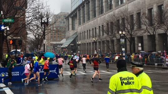 5 years later: ICE Boston leadership reflect on agency's critical role in the aftermath of the 2013 Boston Marathon bombing