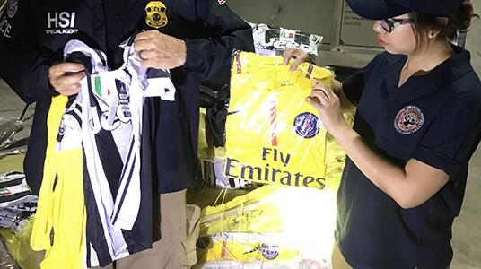 ICE HSI Ho Chi Minh City participates in destruction of 13 tons of seized counterfeit items