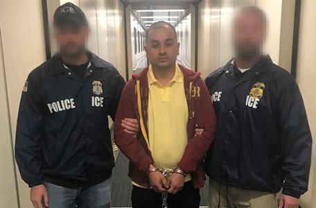 Delincuente sexual condenado removido a Costa Rica