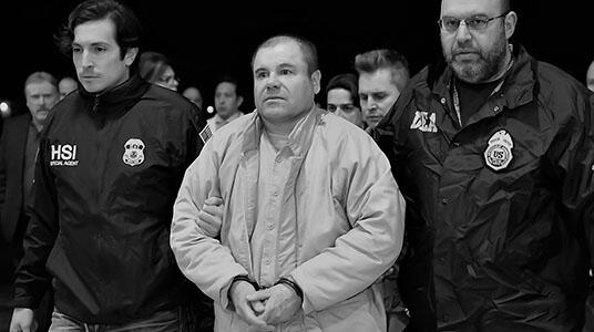 Joaquin 'El Chapo' Guzman, Sinaloa Cartel leader, sentenced to life in prison plus 30 years