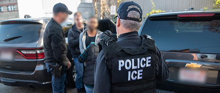 ICE arrests 19 in Massachusetts during 4-day operation targeting criminal aliens with drug offenses
