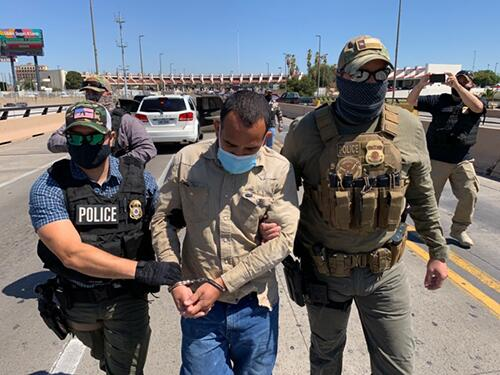 ICE removes Mexican fugitive wanted for homicide back to his home country