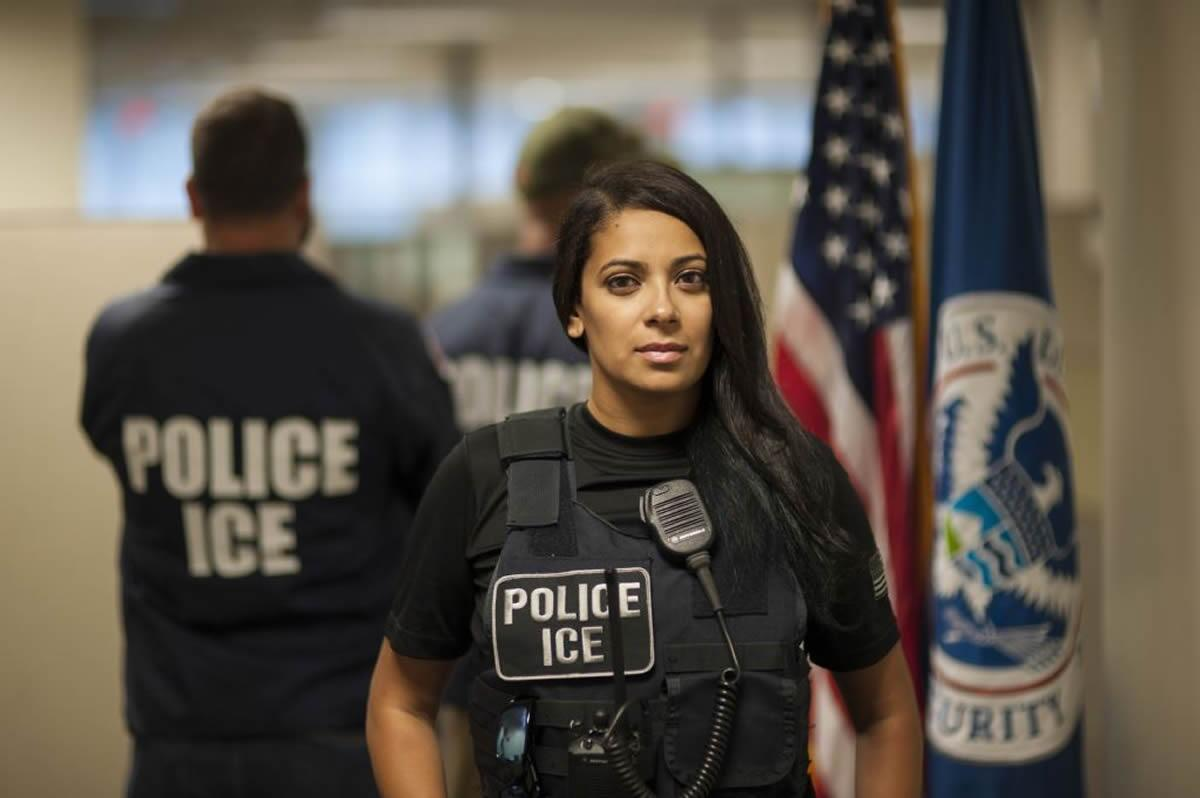 Deportation officer uses combination of skill and empathy