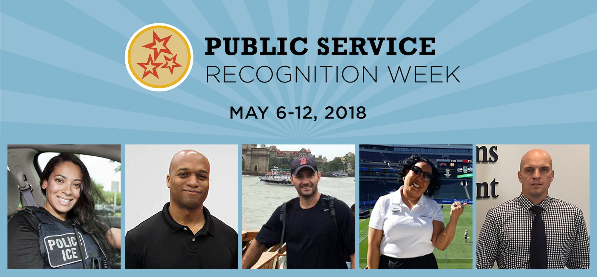 Public Service Recognition Week 2018