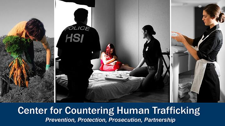 DHS Center for Countering Human Trafficking