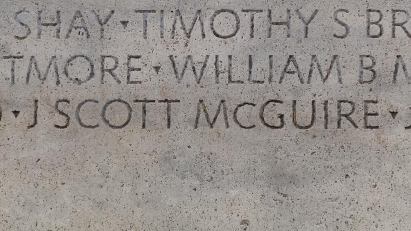 Remembering J. Scott McGuire