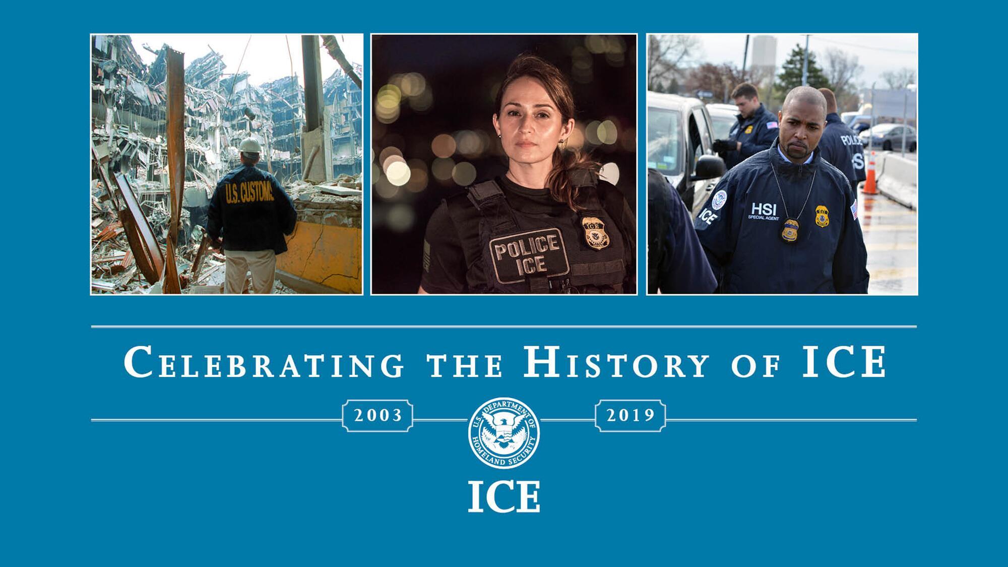 History of ICE | ICE