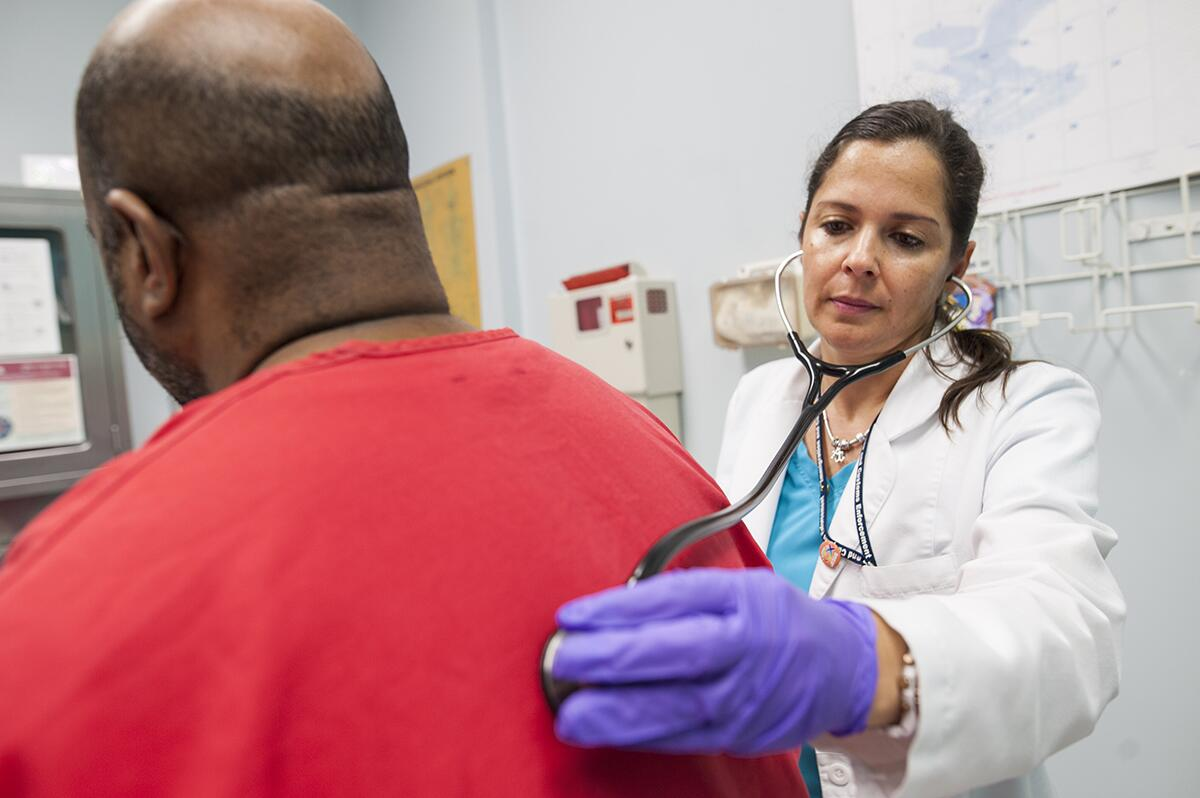 ICE Health Service Corps focused on best patient outcomes
