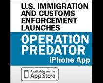 ICE launches smartphone app to locate predators, rescue children from sexual abuse and exploitation