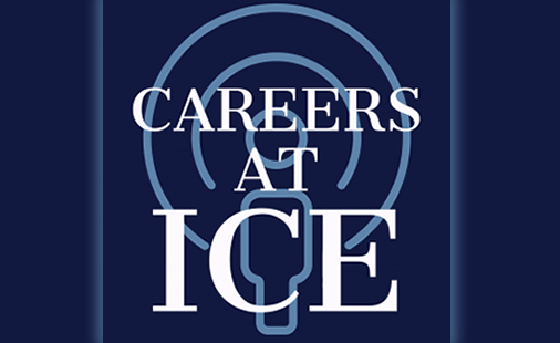 Podcasts: Careers at ICE