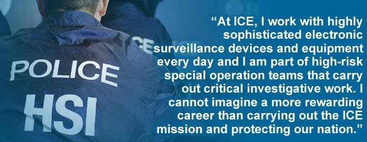 Technical Enforcement Officer | ICE