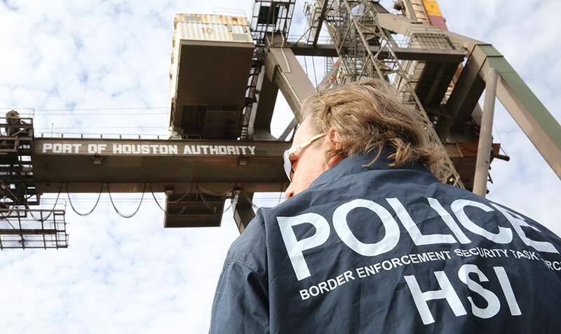 BEST: Agent at Houston Port Authority