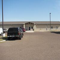Centro de Detención de Laredo