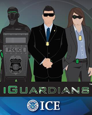 iGuardians™: Combating Child Predators