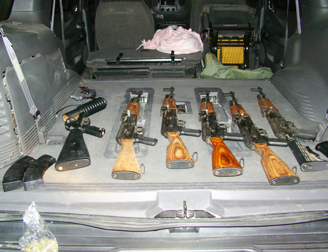 Firearms, Ammunition, and Explosives Smuggling Investigations