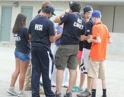 HSI Cadet Academy | ICE