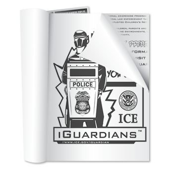 iGuardian Coloring Book