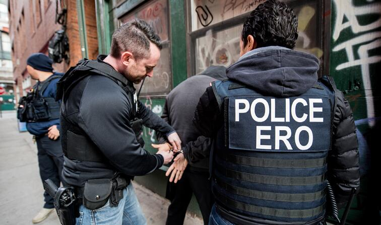 ICE arrests 58 in New York enforcement operation targeting convicted criminals