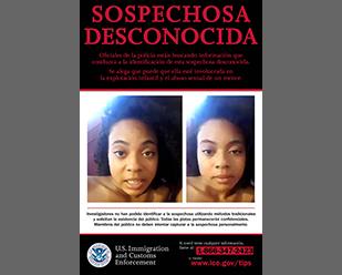 Juana Nadie o Fulana (Jane Doe) 08172017