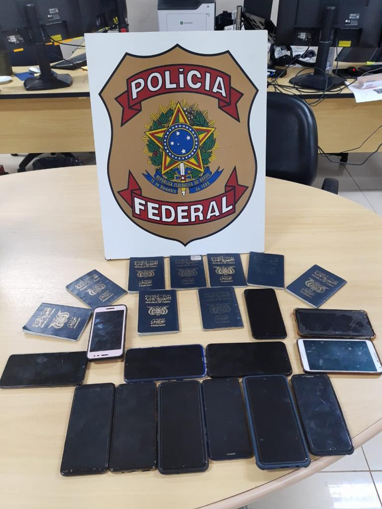 ICE, Brazil Federal Police partnership lead to arrest of human smuggler