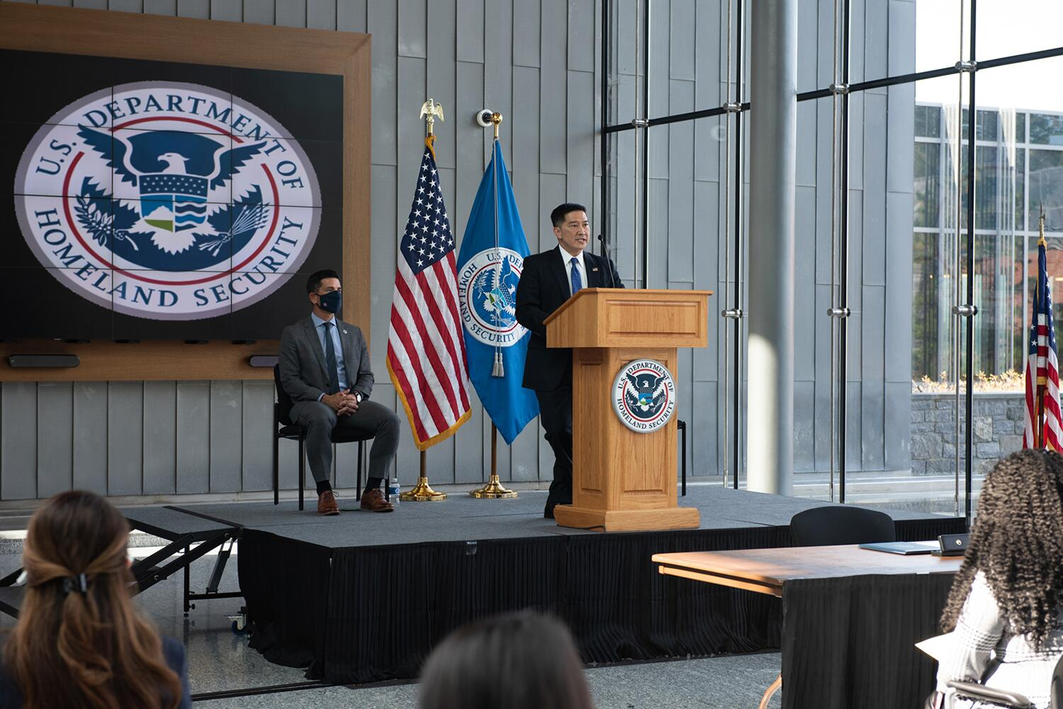 DHS launches new center for countering human trafficking