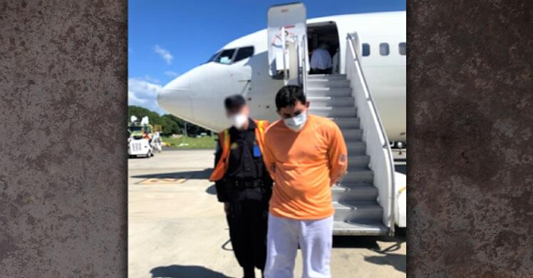 ICE removes unlawfully present Salvadoran national wanted for membership in terrorist organization