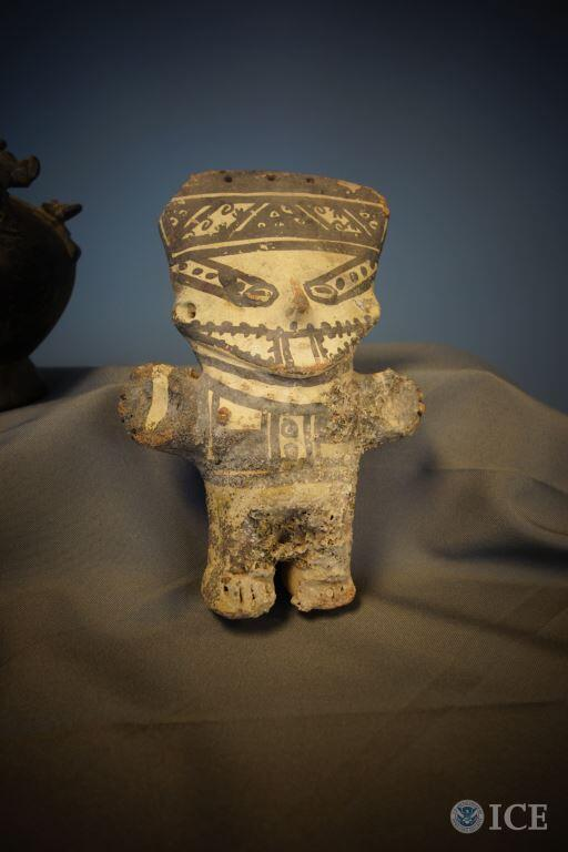 25 Peruvian Cultural Treasures Returned To The Government