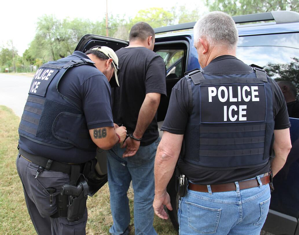 ICE arrests 62 criminal aliens and immigration violators during 3-day central and south Texas enforcement operation
