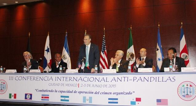 ICE, Department of State kick off international anti-gang conference