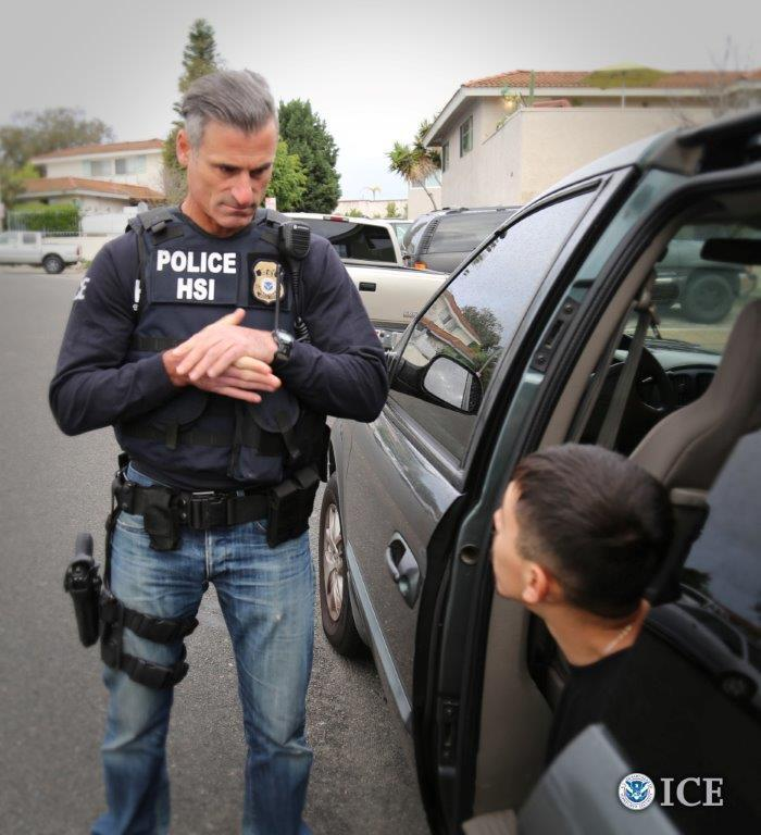 ICE arrests more than 1,100 in operation targeting gangs