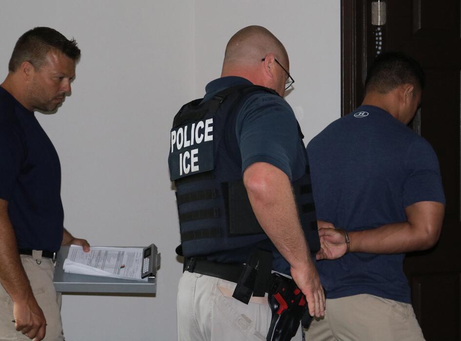 ICE OTTP Operations Glynco, Georgia: ICE Academy prepares