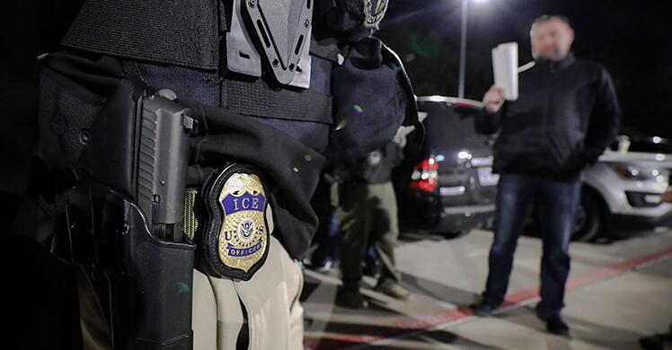 ICE arrests 364 criminal aliens and immigration violators in 30-day enforcement surge in 6 Midwestern states