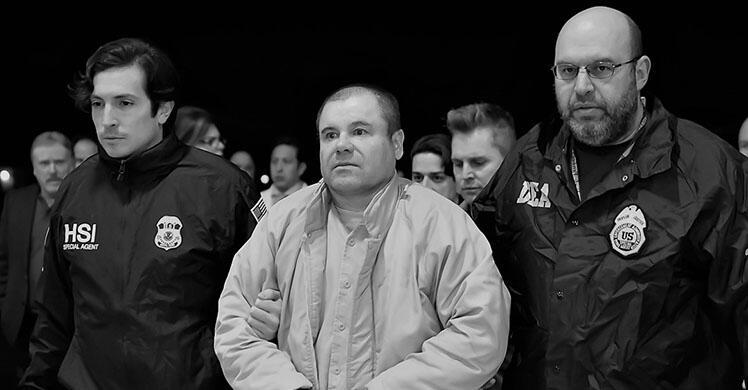 Joaquin 'El Chapo' Guzman, Sinaloa Cartel leader, sentenced