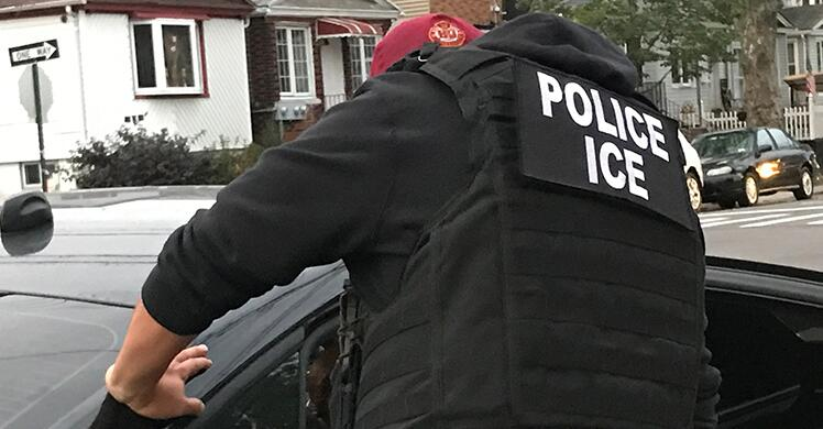 ICE arrests Guyanese national twice released with an active detainer following arrests for crimes against children