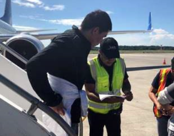 ICE removes Salvadoran national and MS-13 gang member wanted for criminal conspiracy