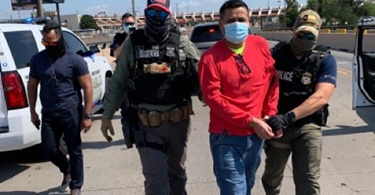 ICE returns Mexican fugitive suspected of murder