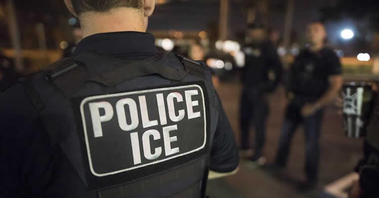 ICE arrests criminal aliens in New York following release from custody