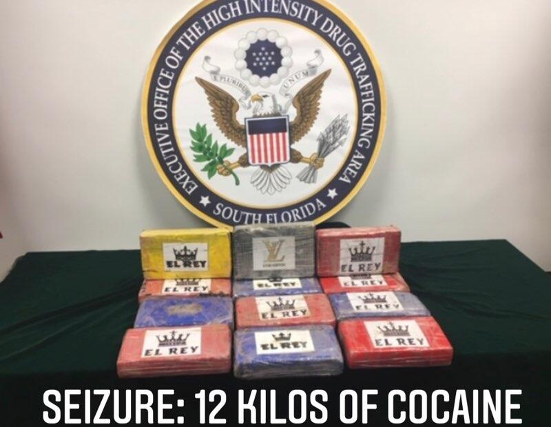 ICE HSI, partner agencies announce success of narcotics operation