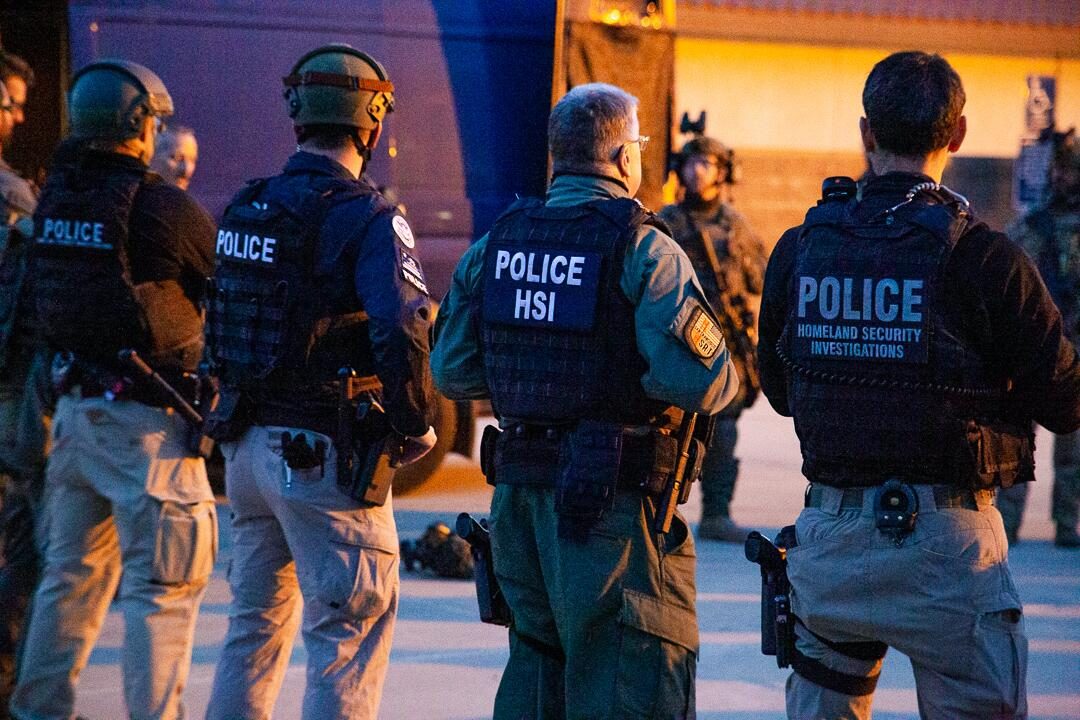 HSI arrests 8 for trafficking fentanyl and seizes hundreds of pounds of methamphetamine in Bakersfield