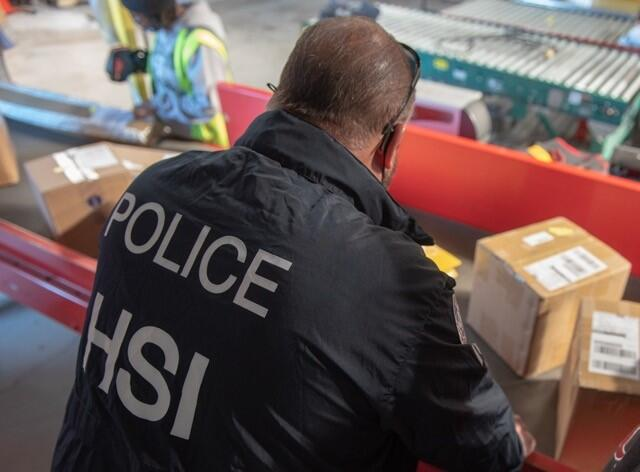 ICE HSI investigation seizes $16.7 million in counterfeit drugs, products