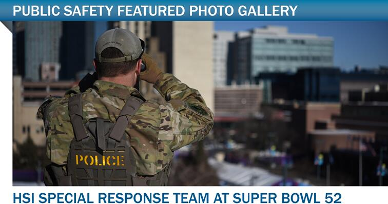 Public Safety Featured Photo Gallery