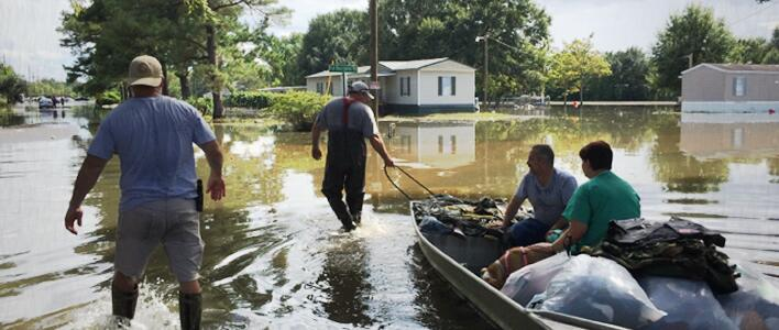 ICE HSI Rapid Response Teams come to the rescue in Louisiana